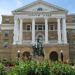  Bascom Hall is a campus landmark building