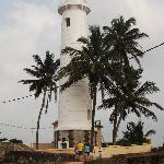 ‪Galle Fort Lighthouse‬