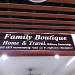 Family Boutique Home & Travel resmi