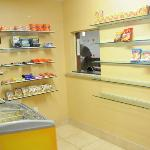  Pantry off Lobby, behind Front Desk