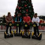 Segway'n in Celebration
