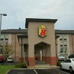 Super 8 Mount Laurel resmi