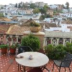  Roof Terrace with Alhambra view