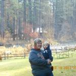  Baby and Family and Cold Springs Resort, Camp Sherman OR