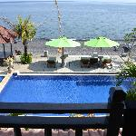 Amed Beach Resort resmi