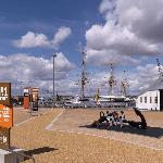 Historic Chatham Dockyard