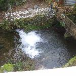  la petite cascade du Moulin