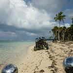 Roatan Sand Blasters Dune Buggy Tour