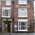 Foto de The Royal Oak Hotel