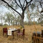 Selous Luxury Camp