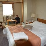 ShinOsaka Station Hotel Group Kishibe Station Hotel resmi
