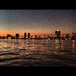 Photo of Sunset Champagne Cruise Miami Aqua Tours