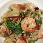  Shrimp alla Toscani