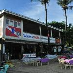 Ogie Beach Pension & Resto Bar Foto