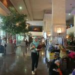  busy lobby