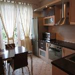 Kitchen - Vitosha apartment