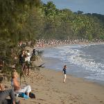 Palm Cove beach on the early morning of the eclipse (Nov 14, 2012)