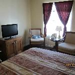 One room of the 2 room suite