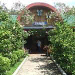  Butterfly Garden entrance