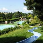 Outdoor Swimming Pool at Parkdean Newquay Holiday Park