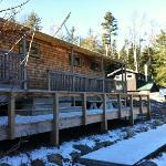 Foto di Lonesome Lake Hut