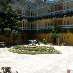 Jardim do Hotel Encantos do Sul