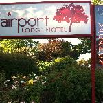 Foto van Airport Lodge Motel
