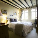 'Country View' double room