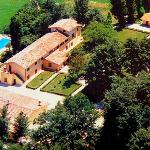  agriturismo Abadia Farneto Gubbio