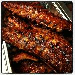 Hickory Smoked Baby-Back Ribs