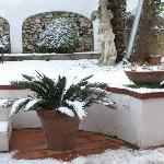 when it snowed in capri