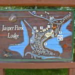 Jasper Park Lodge Map