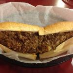 classic cheesesteak