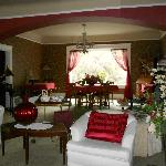 living room-dining room
