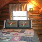 Redfish Lake Lodge Cabin #34 Loft