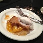  peach cobbler - sorry - I already ate most of it!
