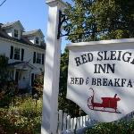 Photo de Red Sleigh Inn