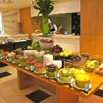 another part of the buffet