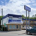 Travelodge Moose Jaw resmi