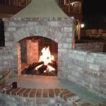  Fireplace!