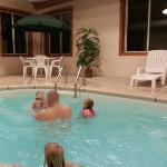 Family Fun at the Pool