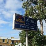 Best Western Albany Motel & Apartments Foto