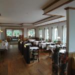 Restaurtant and breakfast room