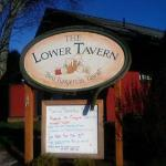 Lower Tavern in Eastsound, WA on Orcas Island