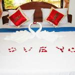 Honeymoon rooms