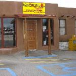 Roadrunner Cafe, Pojoaque, New Mexico