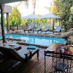 Boulders Lodge & Spa resmi