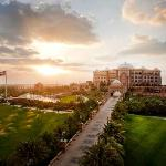 Палас-отель Emirates Palace
