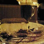 Tiramisu and Cafe Italiano