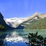 Lake Louise Campground Foto